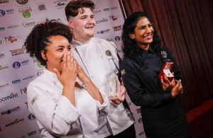 Birmingham City College Toque d'Or winners 2019